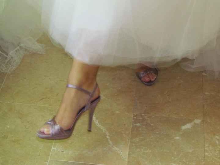 scarpe glicineok
