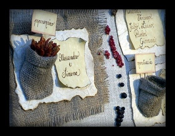 Matrimonio Tema Spezie : Spezie piante aromatiche ricevimento di nozze forum
