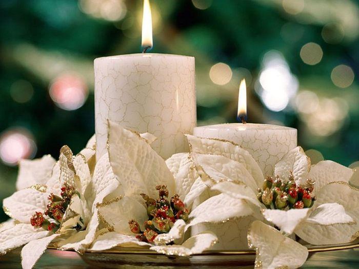 Matrimonio Bianco Natale : Natale in bianco tavola e addobbi organizzazione