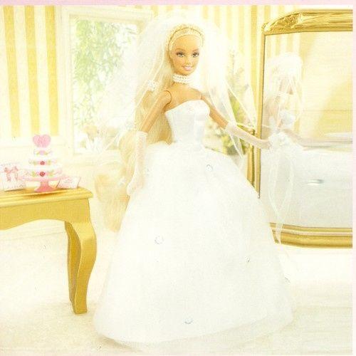 barbie sposa9