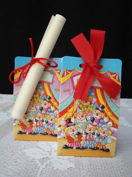 Matrimonio Tema Circo : Idee sacchetti portaconfetti fai da te pagina