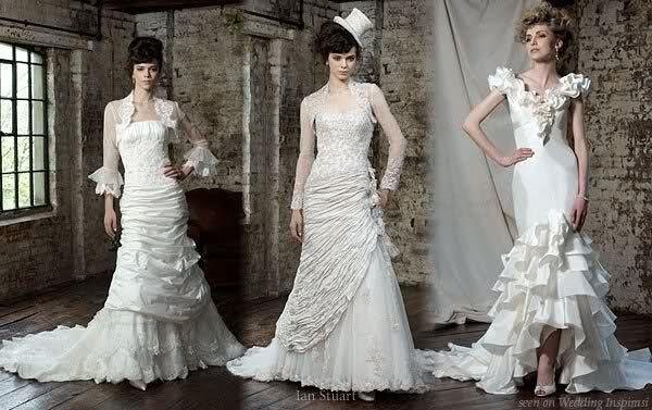Famoso 2. nuove tendenze matrimonio 2012: epoca vittoriana - Moda nozze  UE67