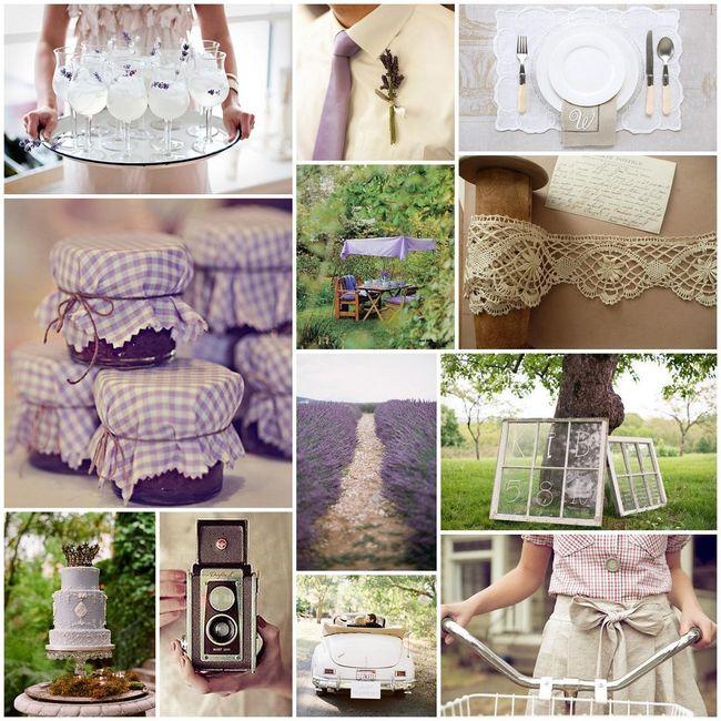Matrimonio Tema Lavanda : Nuove tendenze matrimonio la lavanda moda nozze