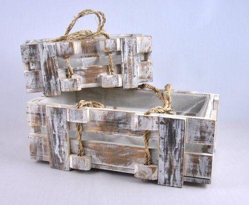 Cassetta legno portafiori foto moda nozze for Portafiori in legno