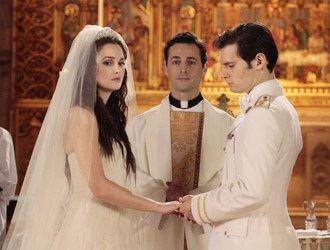 matrimonio Gossip Girl