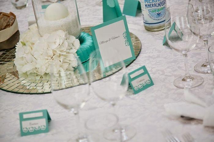 Addobbi Matrimonio Azzurro Tiffany : Nuove tendenze di colori organizzazione matrimonio