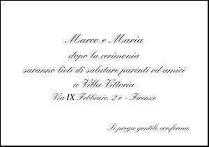 Partecipazioni Matrimonio Cosa Scrivere.Partecipazioni Cosa Scrivere Organizzazione Matrimonio