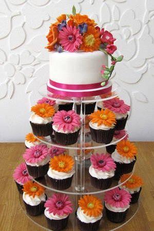 torta di cupcake