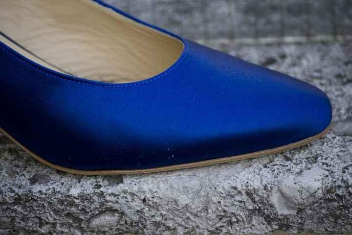 scarpa colorata