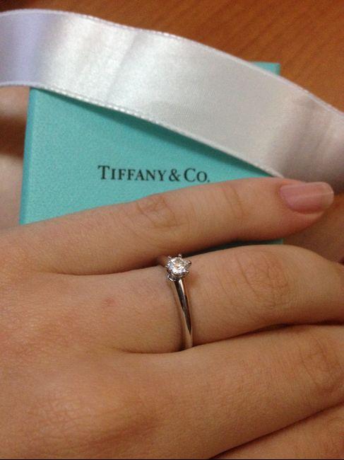 Tiffany Setting