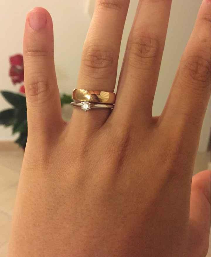 Fede + anello di fidanzamento!!! - 1