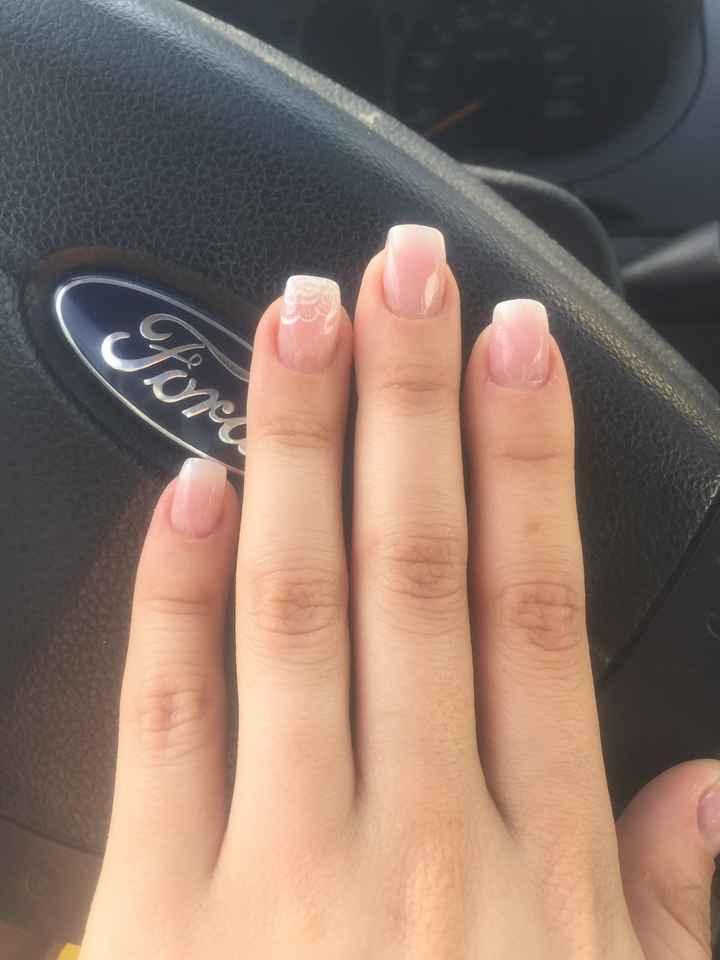 Ricostruzione unghie - 1