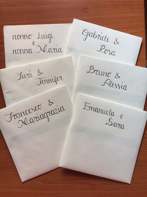 Buste Matrimonio Toscana : Nomi buste partecipazioni fai da te forum matrimonio