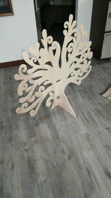 albero della vita tableau fai da te forum