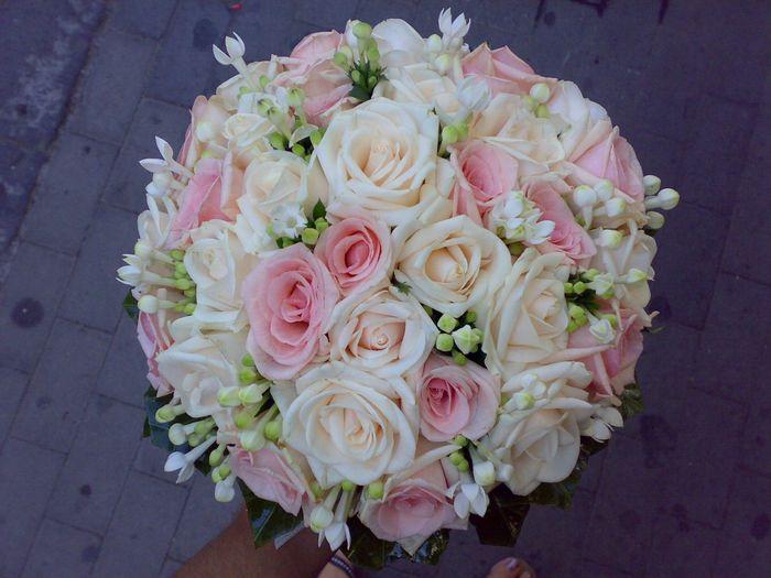 Bouquet Sposa Rose Rosa.Mi Sposo A Settembre Bouquet Di Rose Consiglio Pagina 2