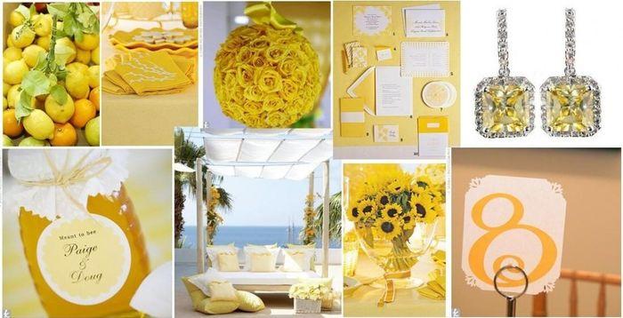 Matrimonio Tema Giallo : Colore tema help pagina organizzazione matrimonio