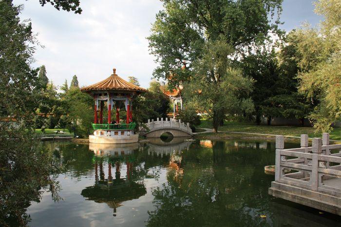 Giardino cinese foto for Giardino cinese