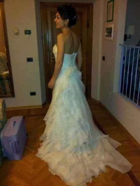 foto del vostro vestito
