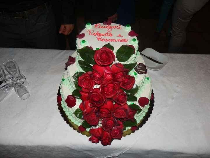 la nostra tortaaaaaaa