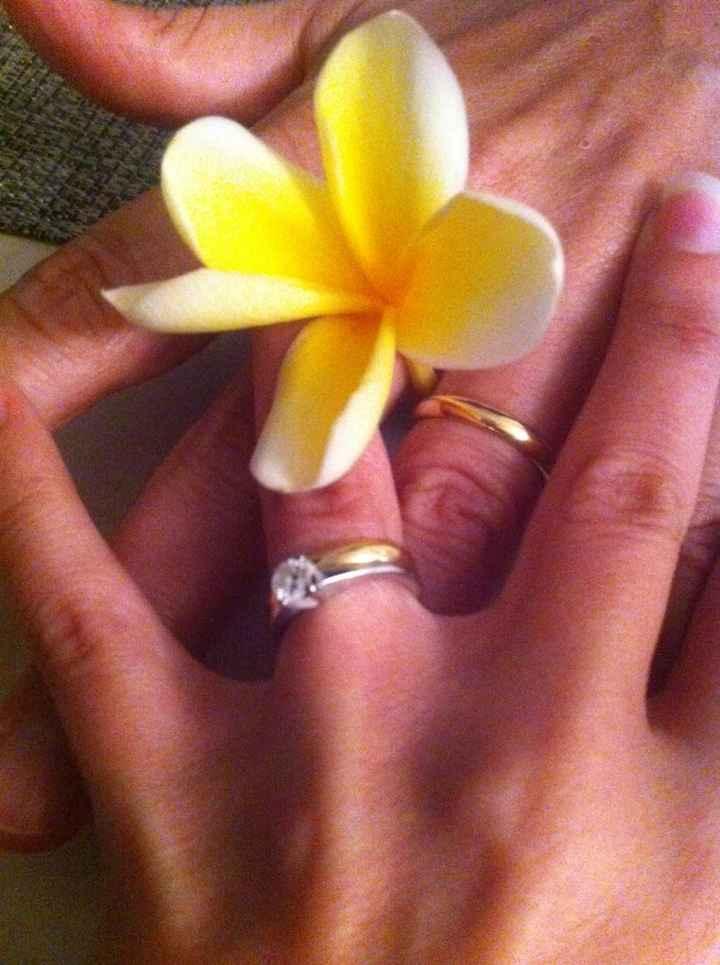 Vediamo i vostri anelli di fidanzamento????  - 1