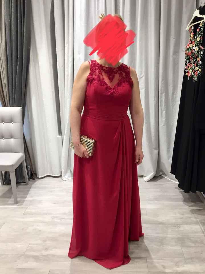 Finalmente anche la mia mamma ha il vestito!! - 1