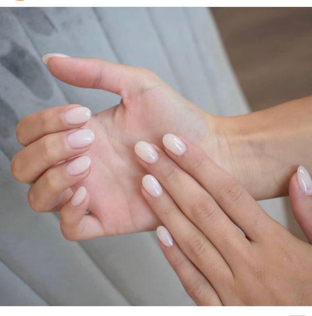 Manicure sposa 19