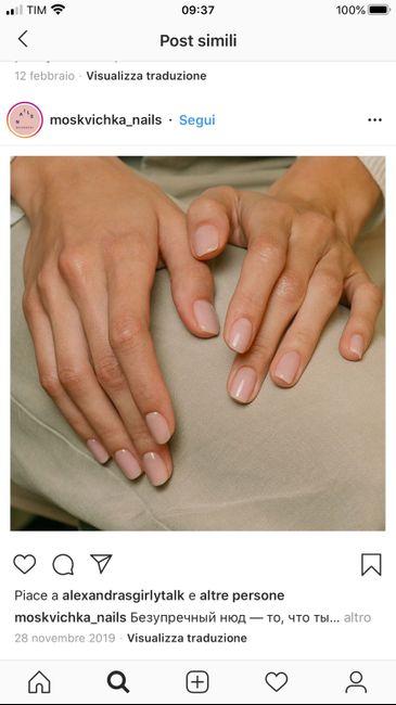 Manicure sposa 20