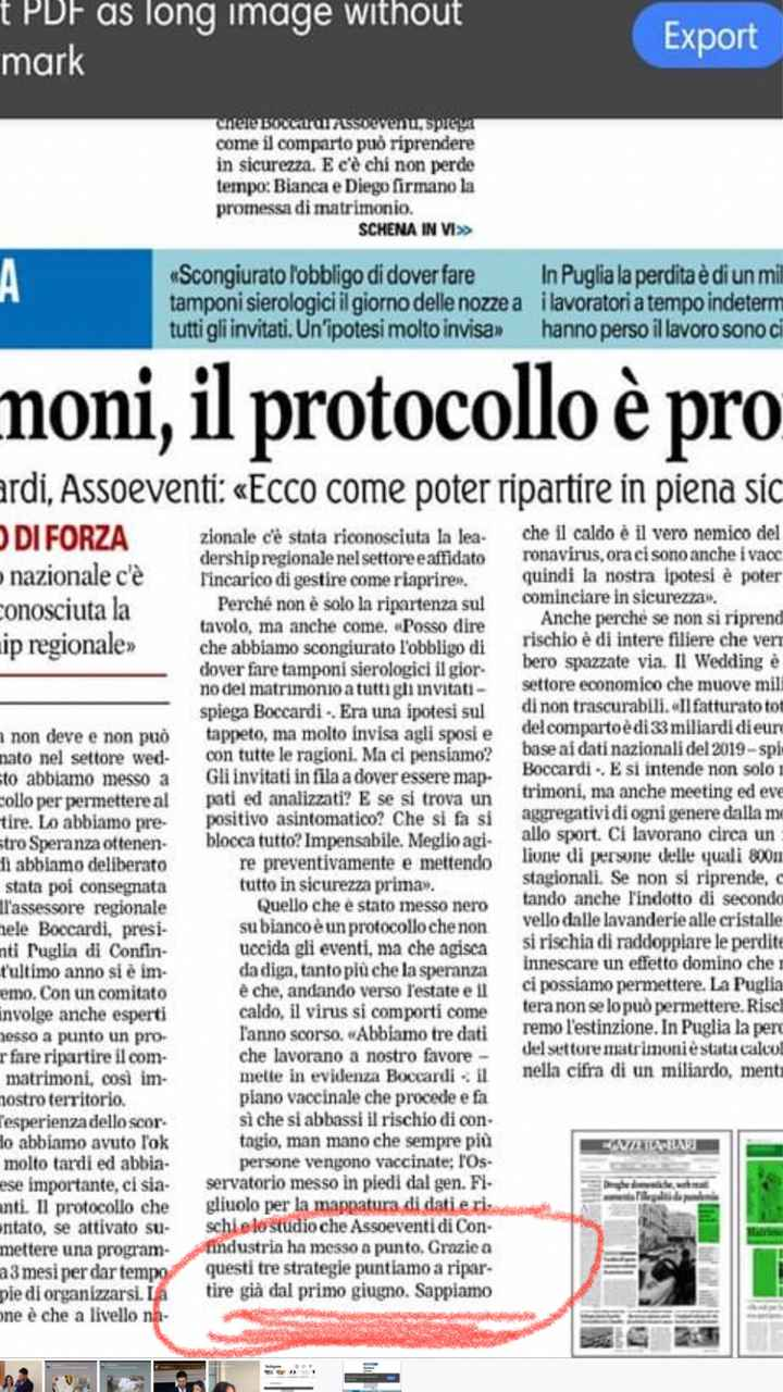 Protocollo eventi 2021 - 1