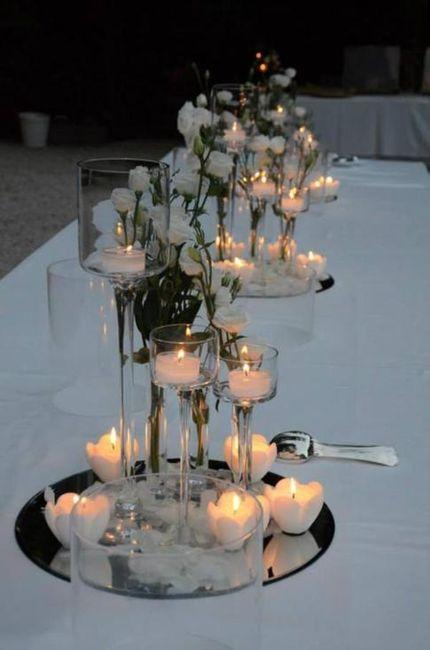Centrotavola con candele galleggianti pagina 2 ricevimento di nozze forum - Centro tavola con candele ...