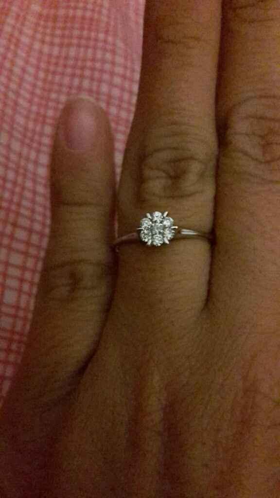 E al nostro ultimo anniversario da fidanzati..... - 1