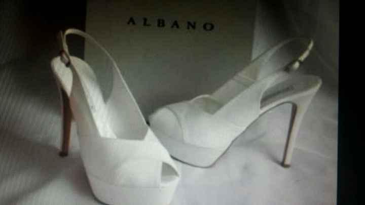 Spose di maggio.... che scarpe avete scelto?? - 1