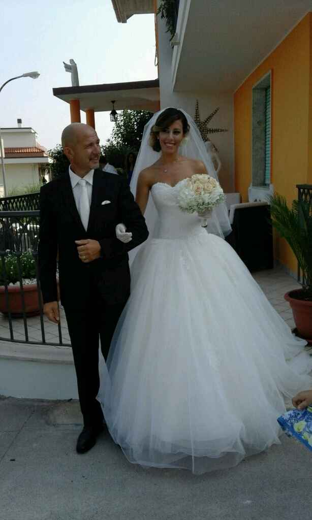 Mi sono sposata!!!!! - 1