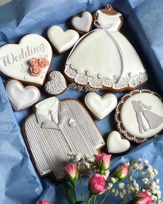 Idea scatola biscotti in ricordo della promessa