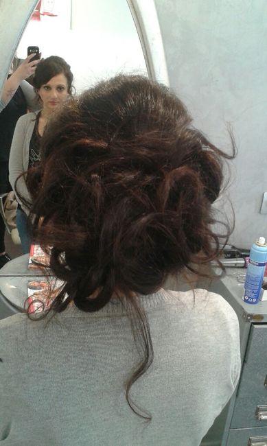 Seconda prova trucco parrucco - 4