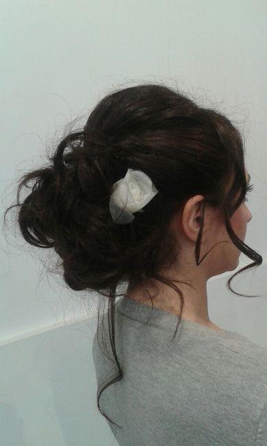 Seconda prova trucco parrucco - 5