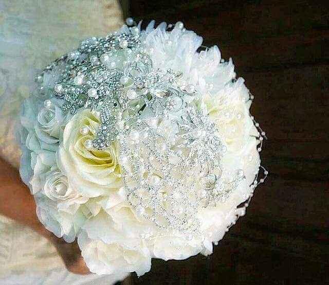 Bouquet gioiello.... - 1