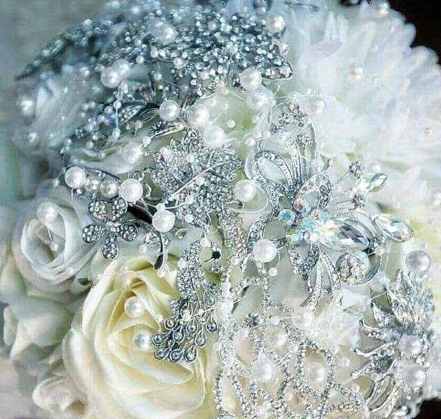 Bouquet gioiello.... - 2