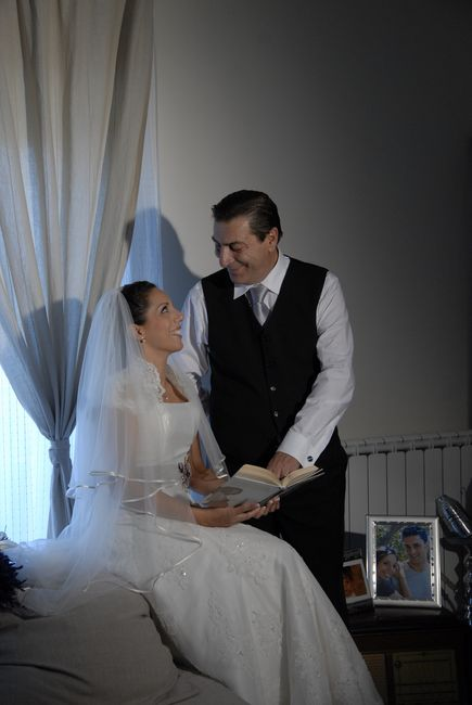 Qualche foto ufficiale neo spose forum for Papino arredi catania