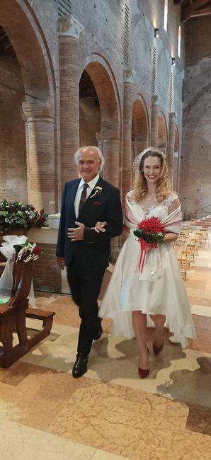 Amorvincitcovid #celabbiamofatta - Enrico & Giulia 1