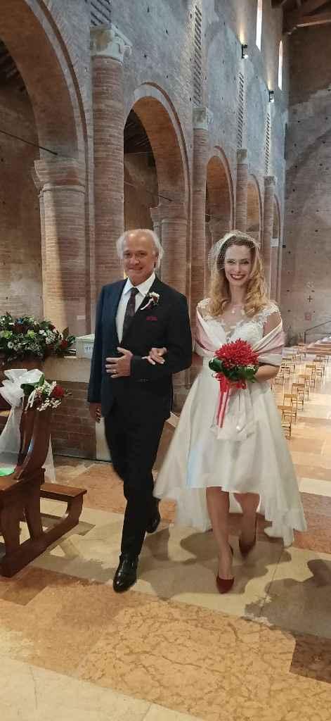 Amorvincitcovid #celabbiamofatta - Enrico & Giulia - 1