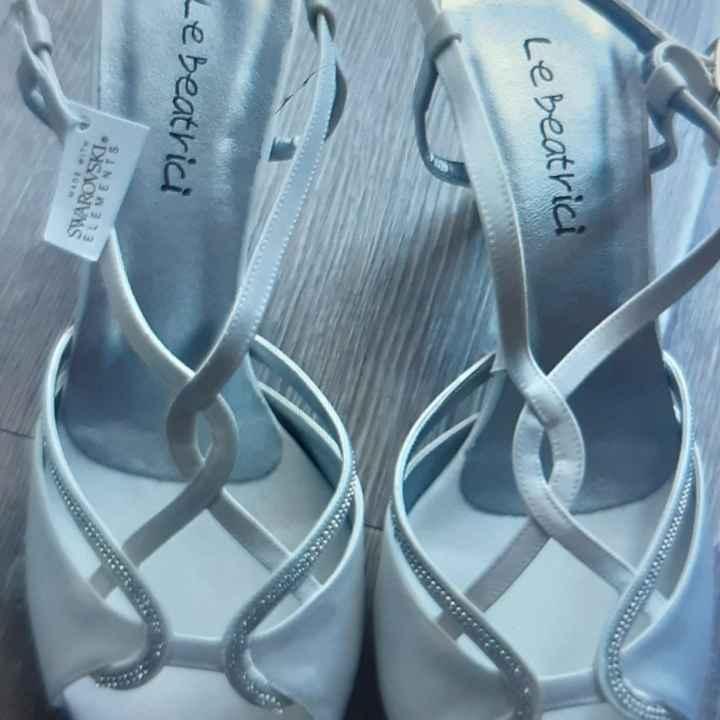 Scarpe da sposa estive, quale modello preferire? Voi avete già acquistato le scarpe per il grande gi