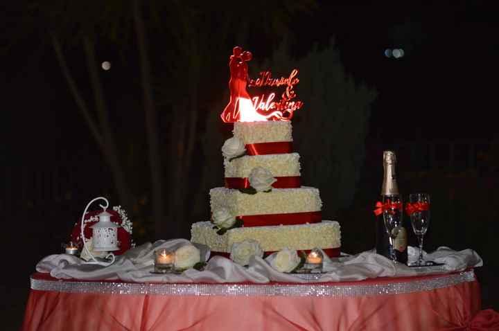 Torta nuziale 🎂 - 1