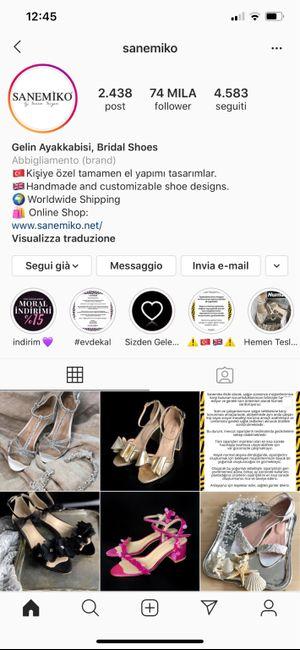 Scarpe, qualcuno conosce questa pagina instagram??? 1