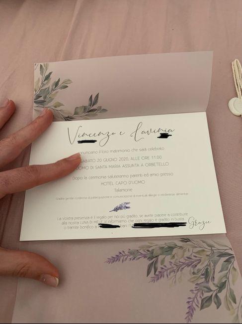 Spose.... Sfoderate le vostre partecipazioni!! 😍😍 - 2