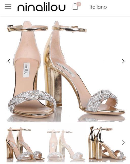 e anche le scarpe presenti all' appelloooo 2