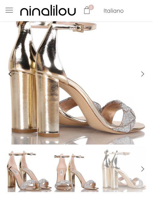 e anche le scarpe presenti all' appelloooo 3
