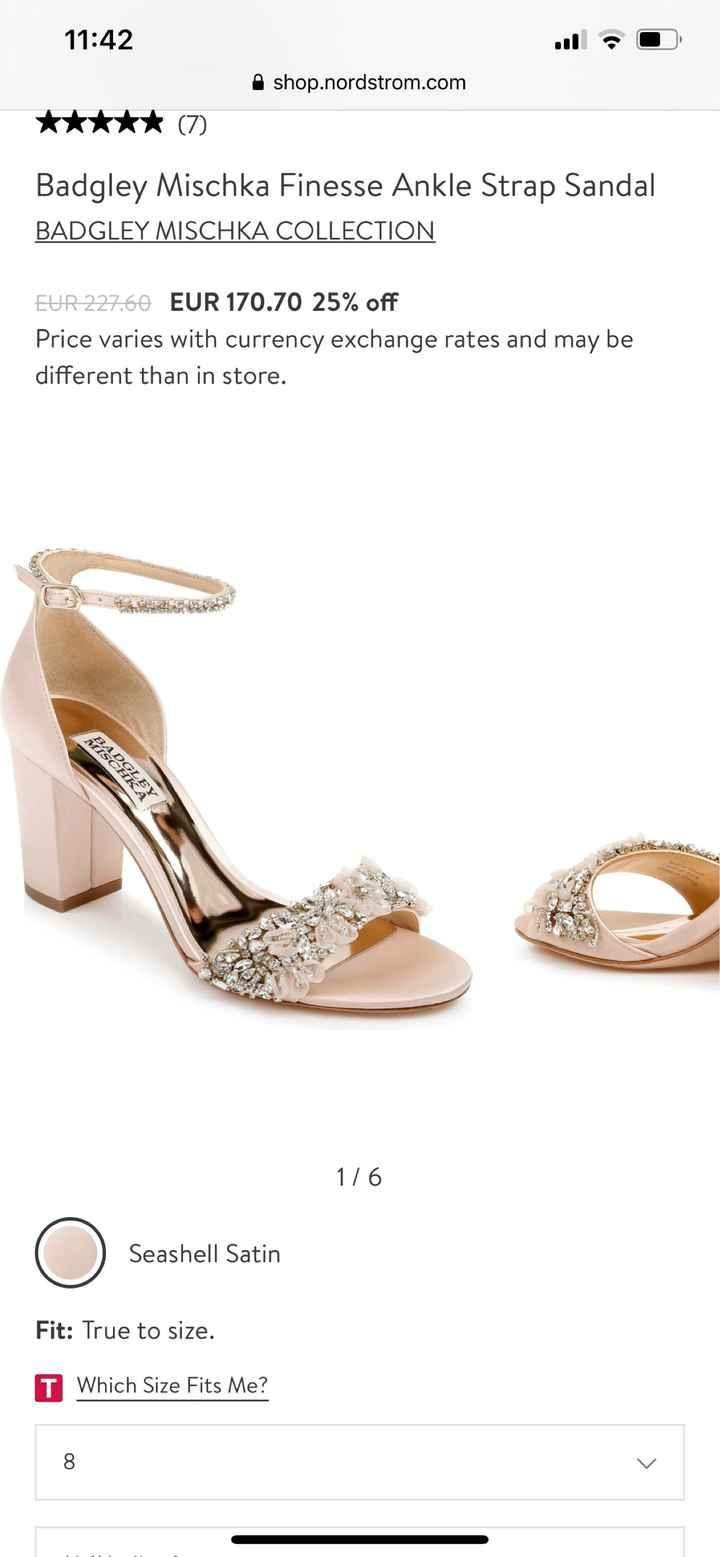 acquisto scarpe nordstorme - 1