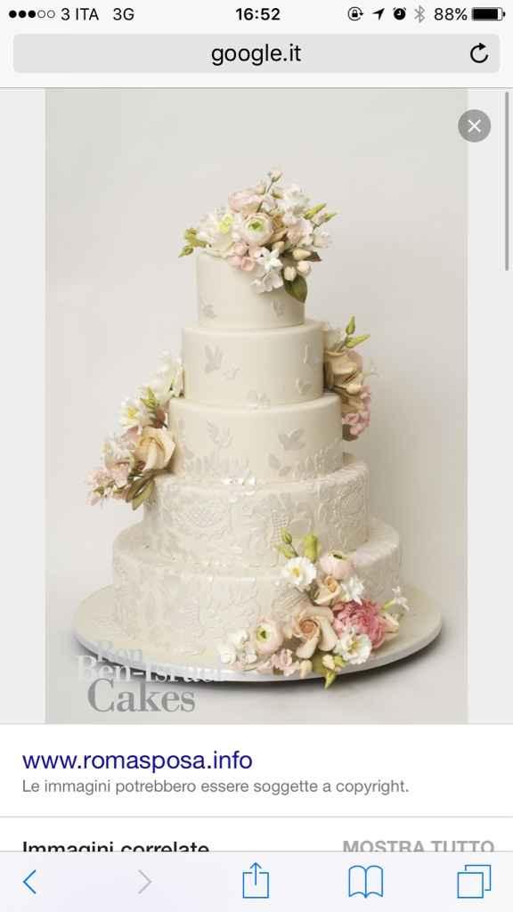 Consigli wedding cake... - 1