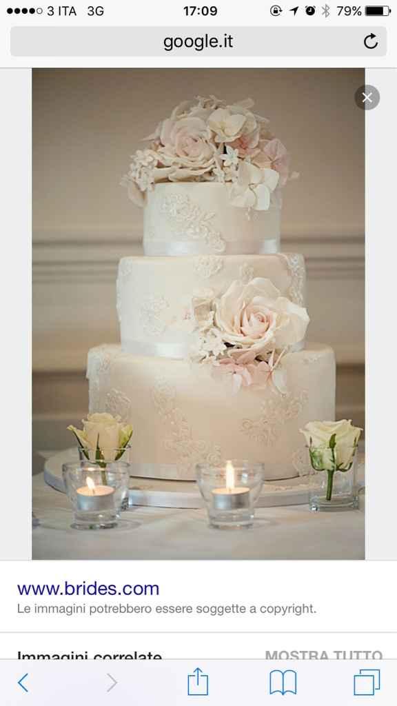 Consigli wedding cake... - 2