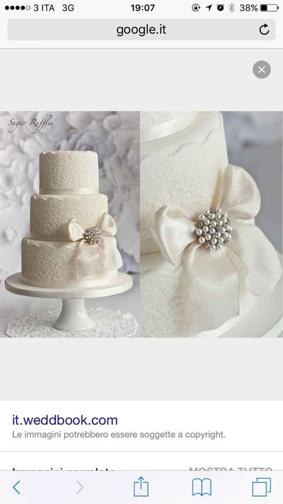 Consigli wedding cake... - 5